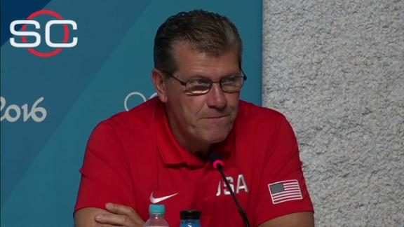 Auriemma, McCoughtry proud of Team USA