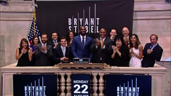 Kobe Bryant starts $100M investment fund