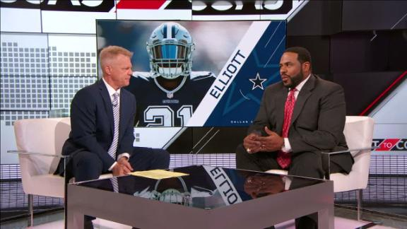 Bettis not expecting much out of Elliott in first preseason action