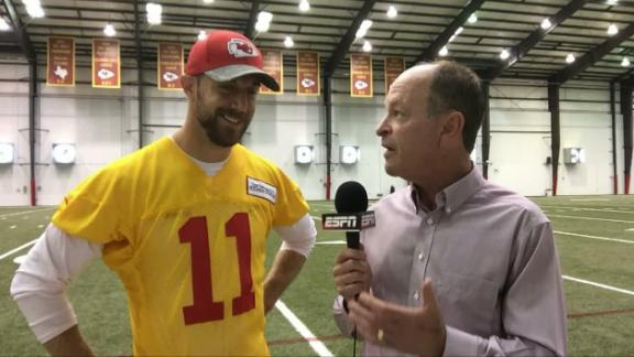Alex Smith on Chiefs offensive capabilities