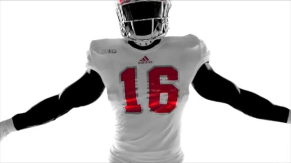 Nebraska football hyped over new uniforms
