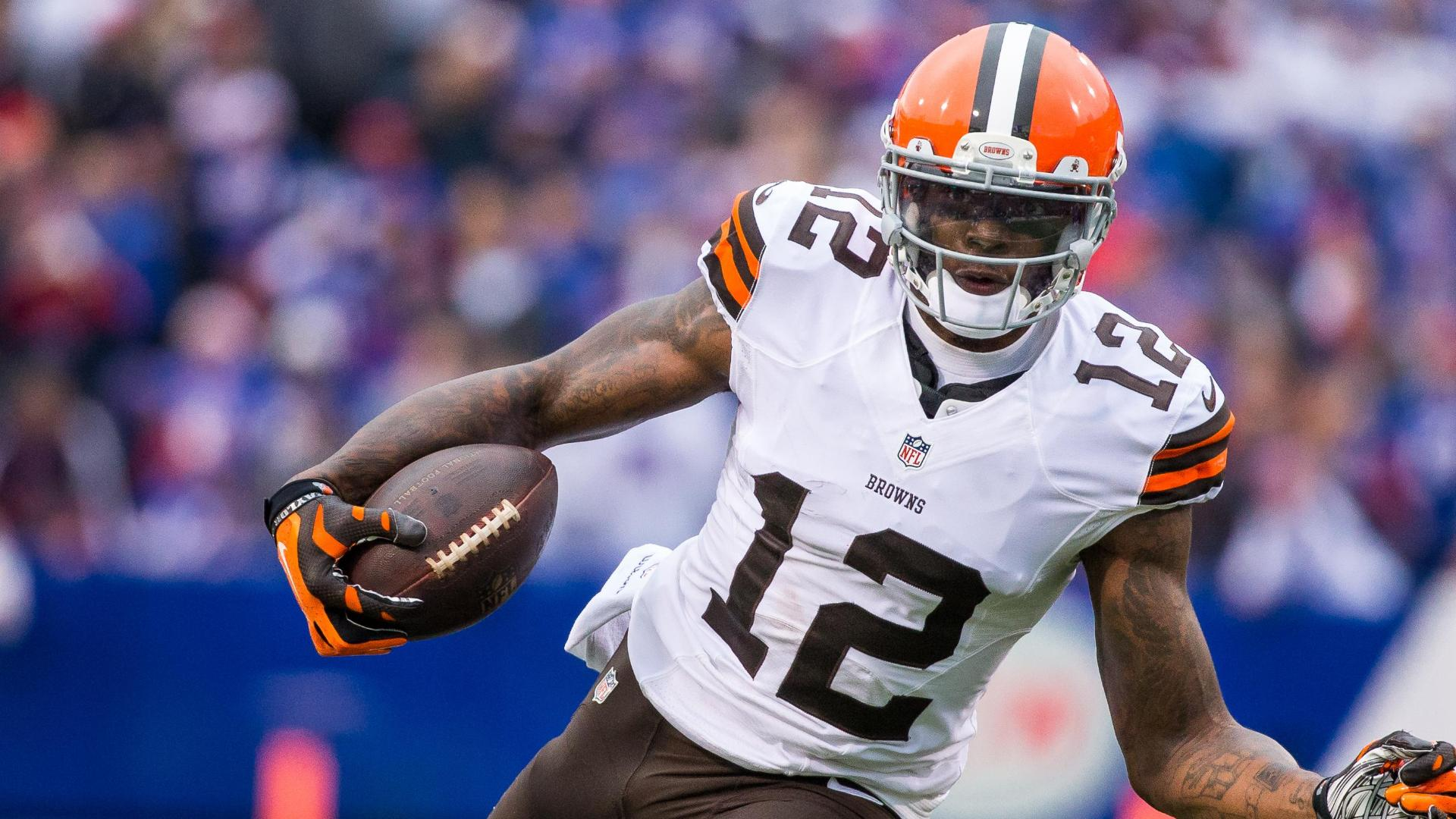 Browns football czar: No desire to trade Gordon