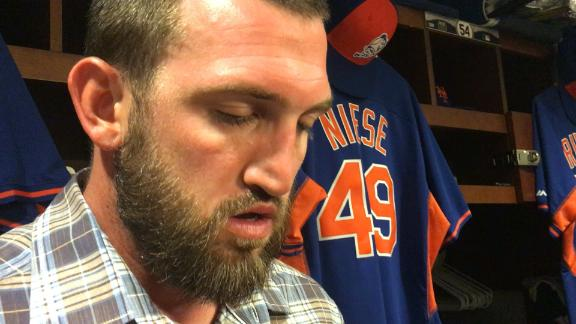 Jon Niese is headed to the doctor in New York on Wednesday