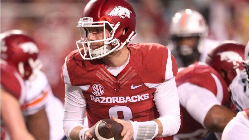 Receiving corps the difference-maker for Austin Allen