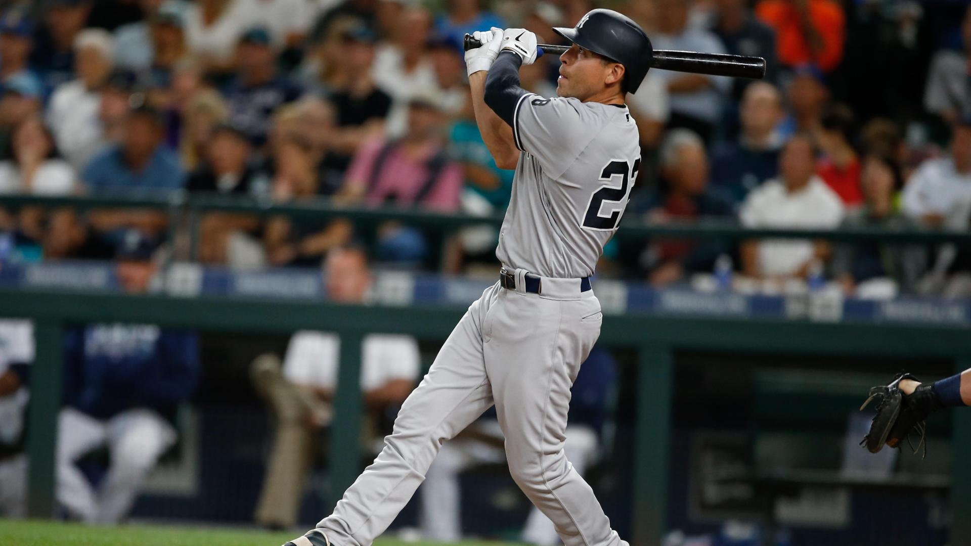 Ellsbury's two-run shot gives Yanks lead