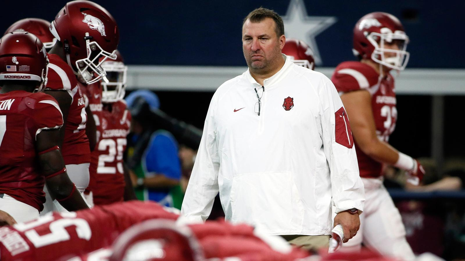 Arkansas looks to extend nonconference dominance