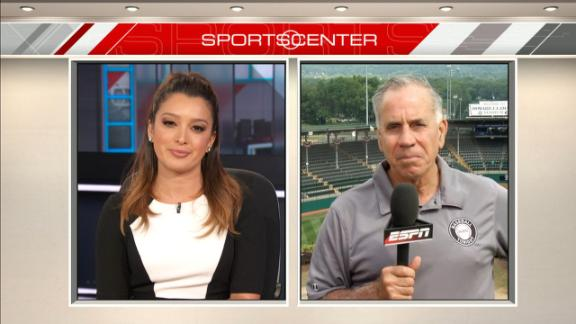 Ortiz's final season 'stunning'