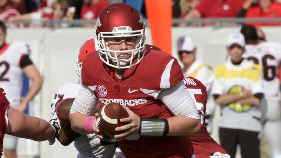 Who needs to step up for Arkansas in 2016?