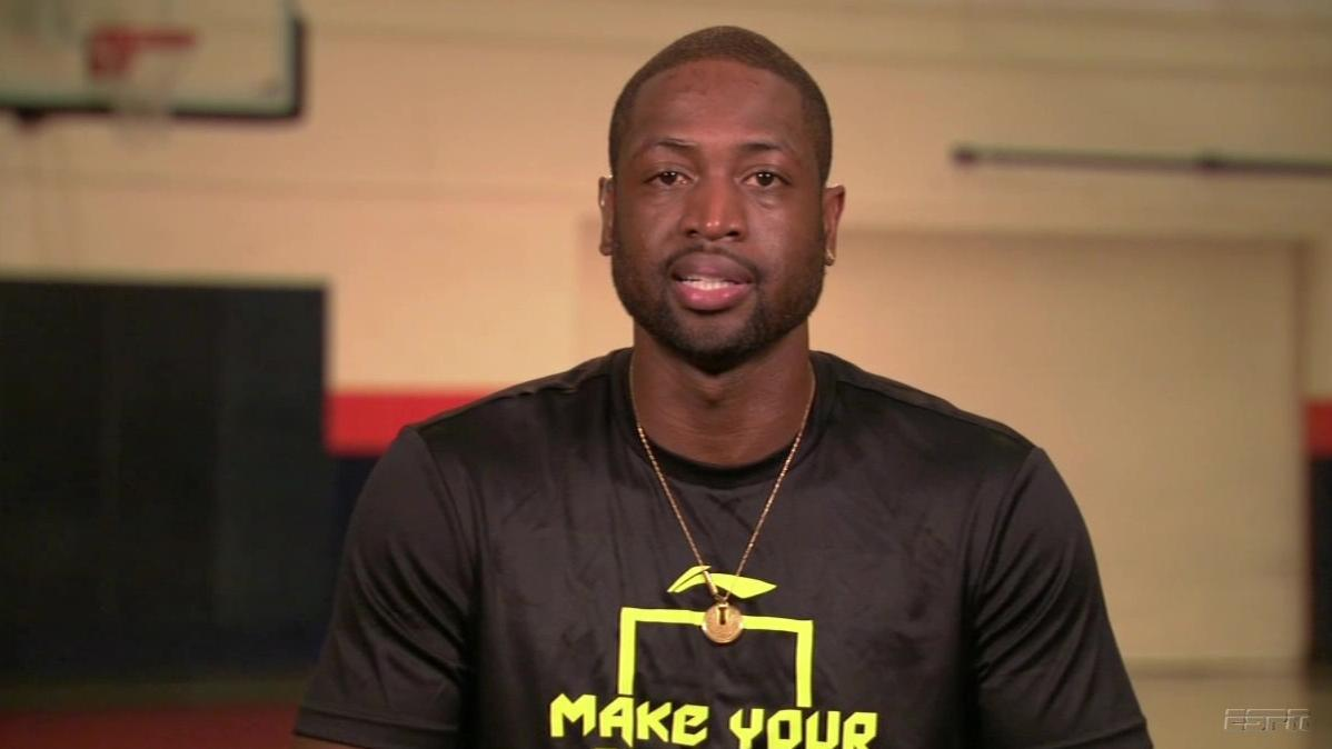 Dwyane Wade addresses fatal shooting of cousin: Enough is enough