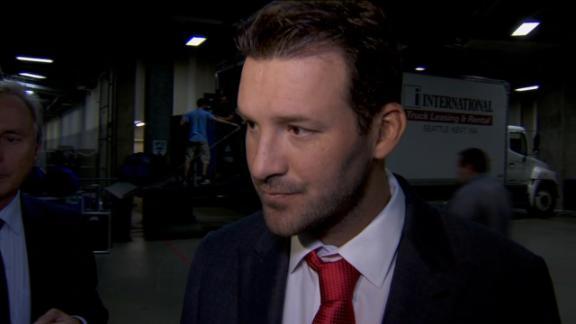 Romo: 'I feel fine'