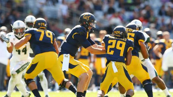 Webb carries Cal past Hawaii in college football opener