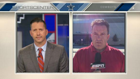 Cowboys focusing on Dak Prescott
