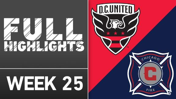 Video via MLS: HIGHLIGHTS | United 6-2 Fire