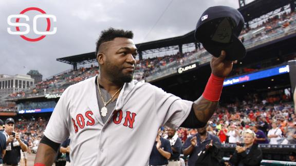 Ortiz: My mind is telling me it's time to go