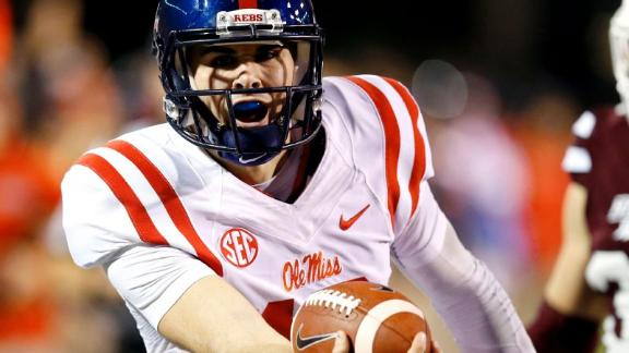 Does Chad Kelly give Ole Miss the edge vs. FSU?