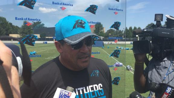 Ron Rivera: We should all be grateful for sacrifices military makes