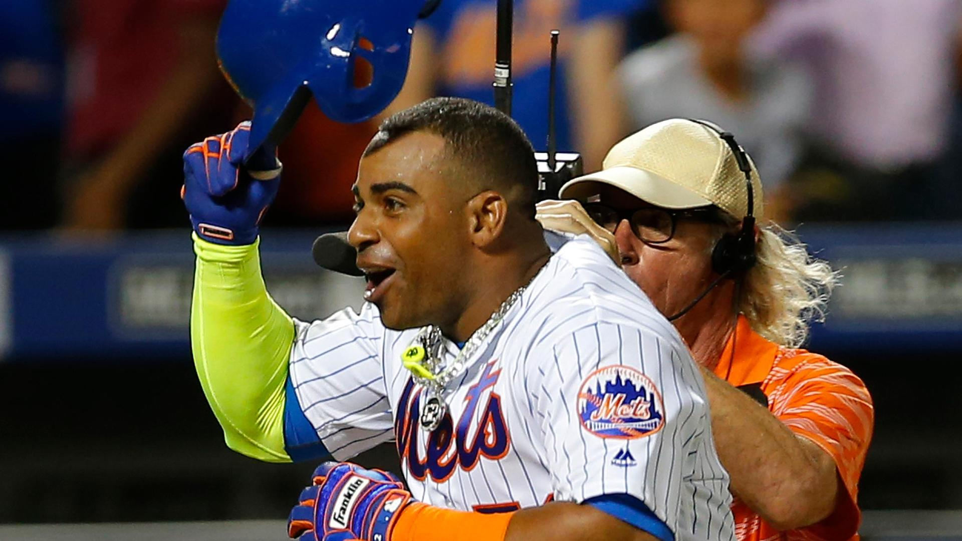 Cespedes sends everyone home with walk-off blast in 10