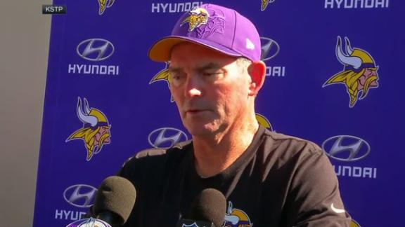Zimmer: 'Teddy suffered a significant knee injury'