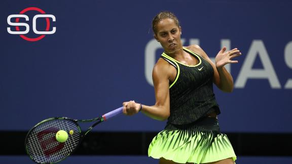 Racket Reaction: Madison Keys' early-morning US Open heroics