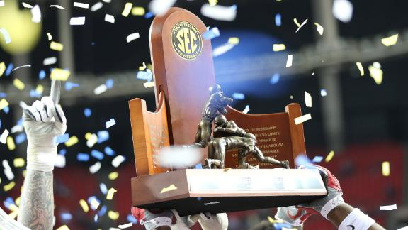 25 Years of the SEC Championship: Players' Perspective