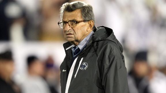 Davis feels Penn State is 'tone deaf' in honoring Joe Paterno