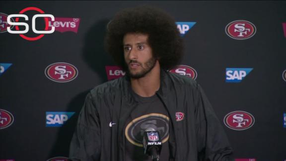 Kaepernick: My message was taken out of context