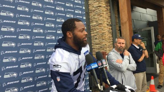 Michael Bennett supportive of Jeremy Lane's stance