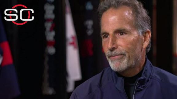 Tortorella for protests, just not towards flag and anthem