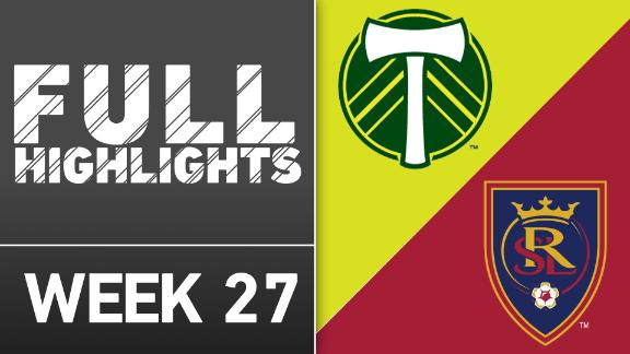 Video via MLS: Timbers 1-0 RSL