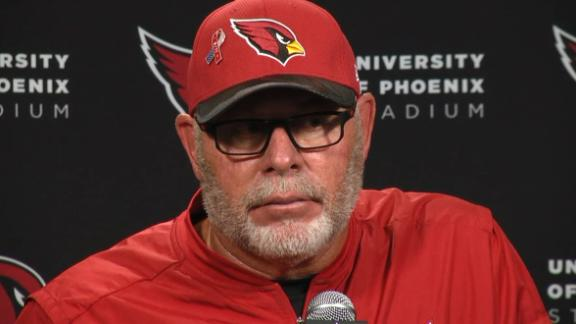 Arians admits Pats outplayed the Cards