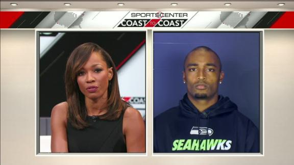 Seahawks' Doug Baldwin: Death threats won't silence me