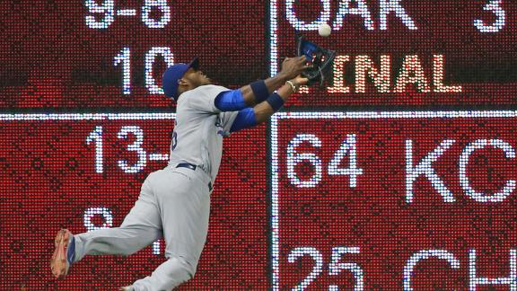 Sport Science: Puig's perfect pursuit