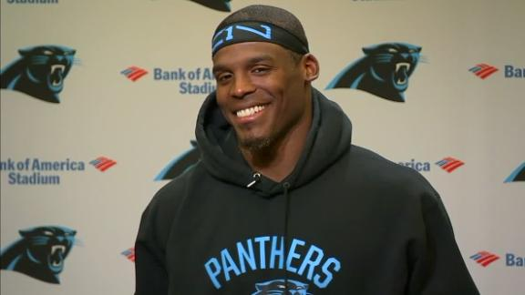 Cam Newton: 'I'm not here to worry about retirement plans'