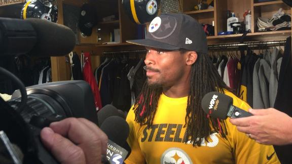 Williams has no problems with Steelers, Bengals physical play