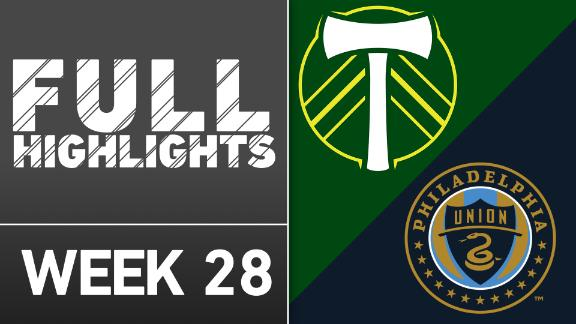 Video via MLS: Timbers 2-1 Union