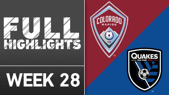 Video via MLS: Rapids 0-0 Earthquakes