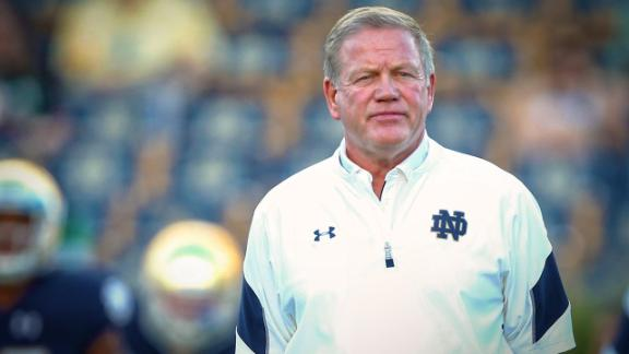 Notre Dame highlights 10 ousted from playoff picture