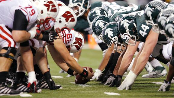Who wins the renewed Badgers-Spartans rivalry?