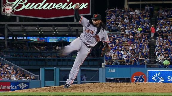 Cueto exits game with groin injury