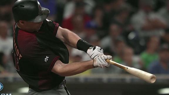 Goldschmidt hits two homers