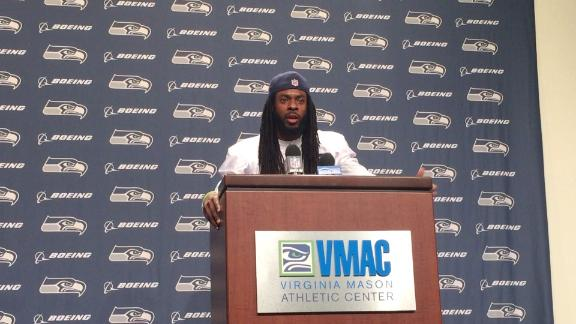 Sherman makes statement on gun violence