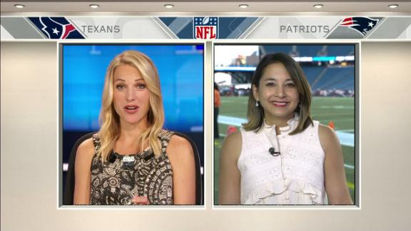 What role will Gronkowski play against Texans?