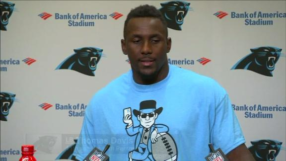 Thomas Davis: 'This game absolutely should be played'