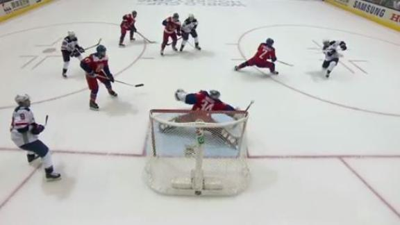 Pavelski gets USA on the board with PP goal