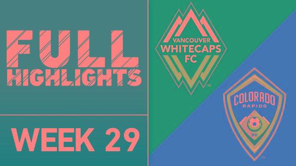 Video via MLS: Vancouver 3-3 Rapids