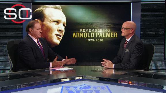 SVP and Berman remember Arnold Palmer