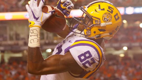 Inside the play: LSU's game-winning TD that wasn't