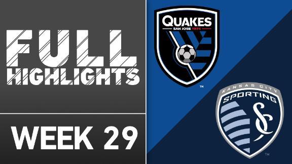 Video via MLS: San Jose 1-2 SKC