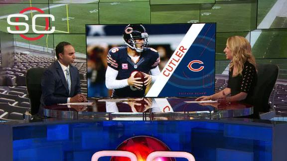 Fox won't guarantee Cutler gets QB job back