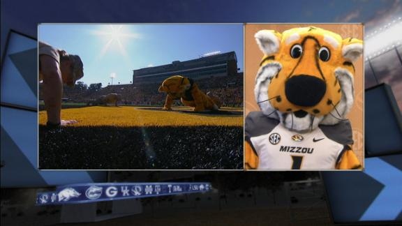 Truman the Tiger joins SEC Now